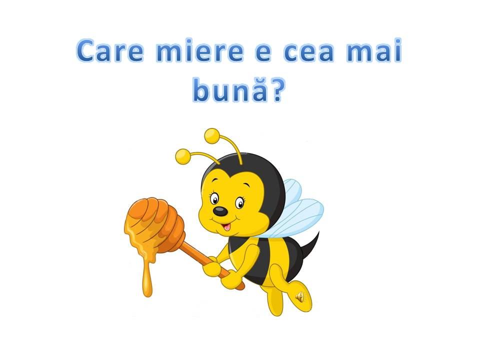 Care miere e cea mai buna?